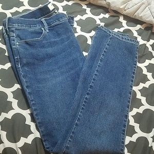 Pac Sun Super Stretch Jeans